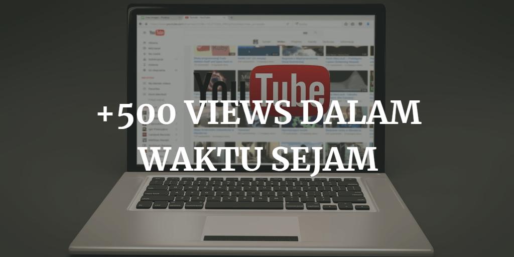 cara memperbanyak views youtube 2018