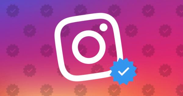 Arti Centang Biru di Instagram dan Cara Mendapatkannya