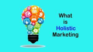 Konsep pemasaran holistik